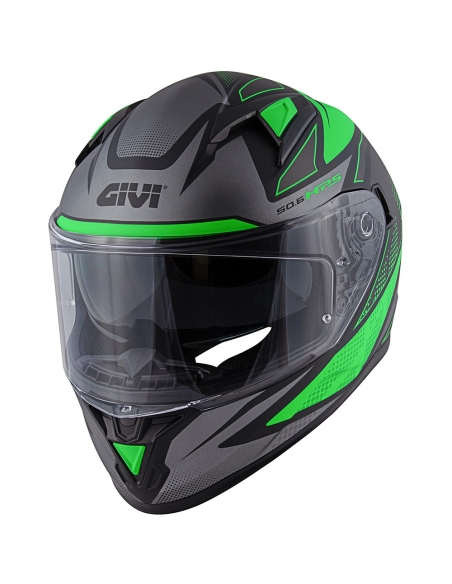 Givi 50.6 Stoccarda Follow Casco Integral