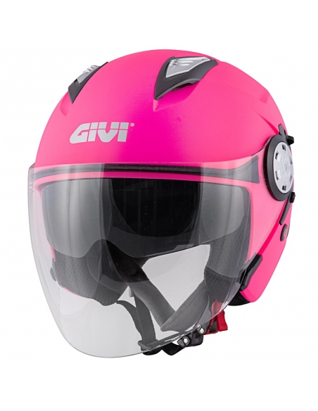 Givi 12.3 Stratos Solid Lady Casco Jet