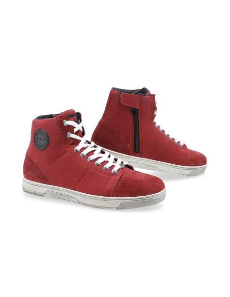 Bela Venus Zapatillas para hombre Rojo