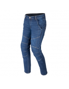 Bela Crack Pantalon Denim...